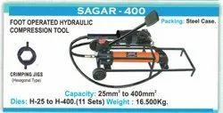 Jainson Sagar 400 Foot Operated Hydraulic Tool