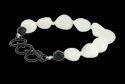 Stone Bracelet With Toggle