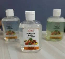 Third Party Manufacturer For Vegetable Wash
