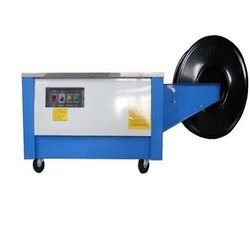 Semi Automatic Low Table Box Strapping Machine
