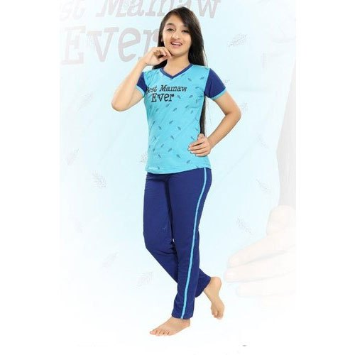 47165002cb Cotton Girls Trendy Night Suit, Packaging Type: Packet, Rs 180 ...