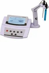 Bench pH MV Meter