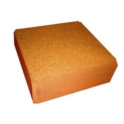 Square Cocopeat Block, Packaging Type: Carton Box