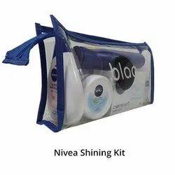 Nivea Blaq Shining Kit, For Personal, Packaging Size: 22.5 Cm X 11.2 Cm