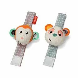 Infant Baby Wristband Hand Toy