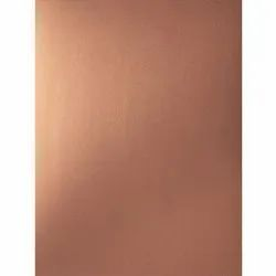 202 Rose Gold Mirror And Brush  Finish Sheet