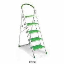 Green Aluminum Ladder