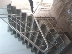 Home And Office Steel Railing