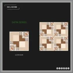 Designer Vitrified Tiles 600x600