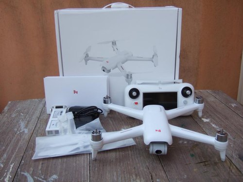 Xiaomi FIMI A3 GPS Drone with 3-axis Gimbal 1080P Camera 5 8
