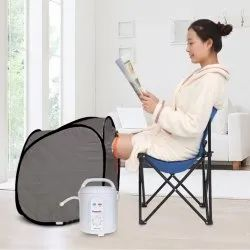 Foot Therapy Knee Steam Bath for Joint Pain