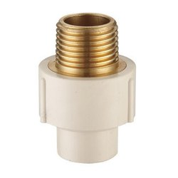 CPVC Brass Thread Adapter