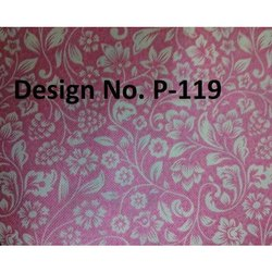 P-119 Non Woven Printed Fabric