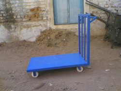 L Type Platform Trolley