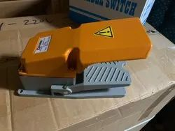 Metal Body Foot Switch