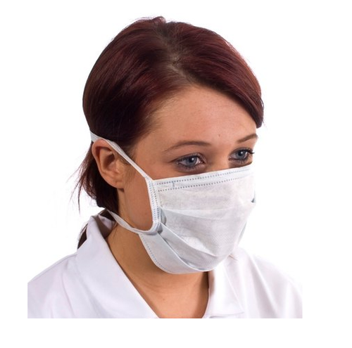 Disposable Face Mask, Certification: Iso,Ce, Number of Layers: 3