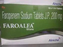 Faropenem Sodium Tablets JP