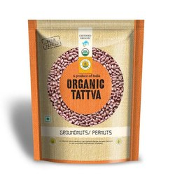 9 Months Organic Tattva Groundnuts, Packaging Type: Pp Bag, Packaging Size: 500 gm