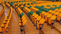Blow Molding Stadium Tip Up Chairs