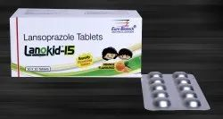 Lansoprazole 15 Mg (Mouth Dissolving)