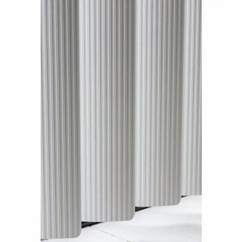 White PVC Vertical Blind, Packaging Type: Roll
