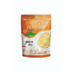 Indian Nourish Roasted Dalia, High in Protein, Packaging Type: Packet