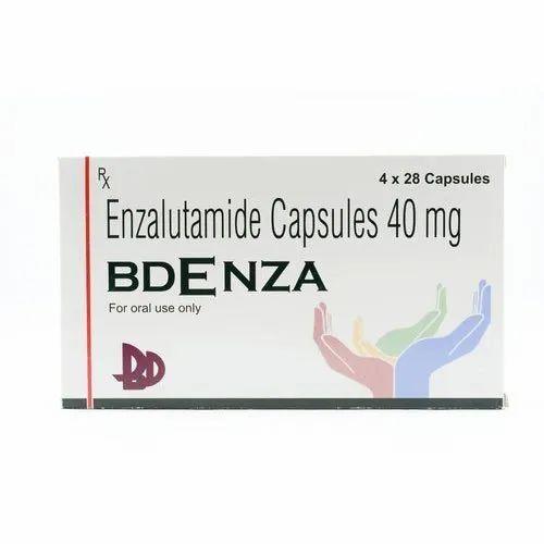 Enzalutamide 40mg Cap