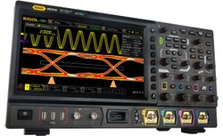 1GHz,4Ch.,10GSa/s, Digital Storage Oscilloscope with 500Mpts Memory & 16Ch. Logic Analyzer --MSO8104