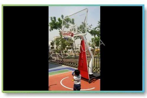 SNS 808 Basket Ball Poles
