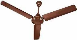 Brown Polycab Zoomer Ceiling Fan, Fan Speed: 400 Rpm, Power: 75 Watt