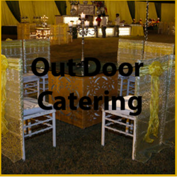 Out Door Catering Service