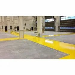 Epoxy Floor Painting Services, in PAN India, Waterproof