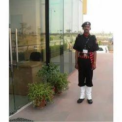 Unarmed Male Office Security Guard Service