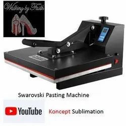 Swarovski Pasting Machine