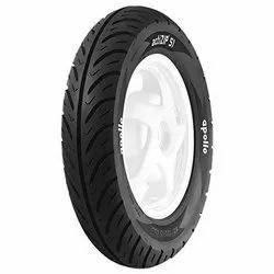 Apollo Actizip S1 Bike Tyre, Section Width: 70 mm