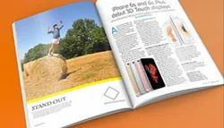 Newsletters Advertising Print Service