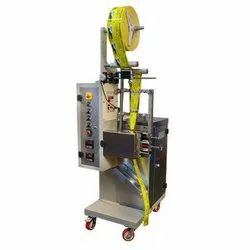 Hair Oil Pouch Packaging Machine