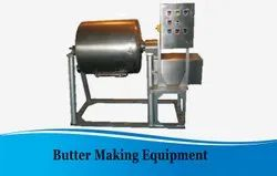 Butter And Ghee Making Equipments