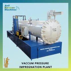 Bamboo Vacuum Pressure Impregnation Plant