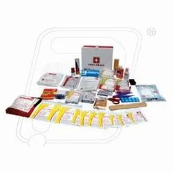 St. Johns First Aid Large Kit Model SJF M5