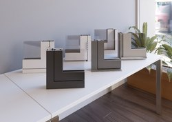Aluminium Window Corner Fittings