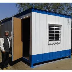 Prefabricated Fabricated Office Cabin