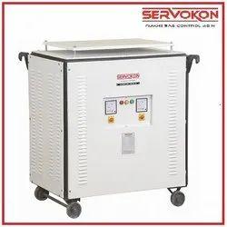 Three Phase Servokon Ultra Isolation Transformer, Power: Upto 500 kVA