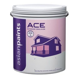 Asian Paints High Gloss Ace Exterior Emulsion Paint, Packaging Type: Bucket, Packaging Size: 20 Litre