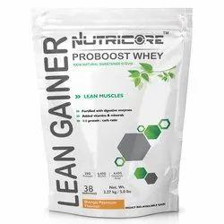 Pro-Boost Whey Lean Gainer Mango Premium 2.27 kg