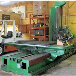 Mild Steel BF 100 Marcel Pegard Horizontal Boring Machine, Automation Grade: Semi-Automatic