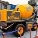 Venus Self Loading Concrete Mixer