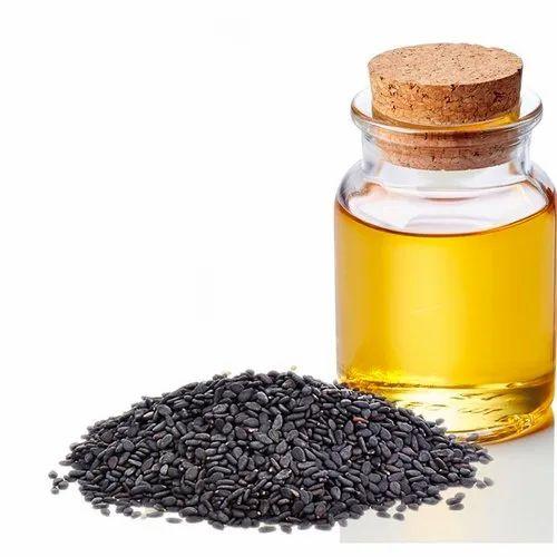 Huile de graines de sésame noires à Rs 65/bouteille   Village Bari   Jhansi  ID: 20838630130