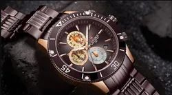 NF9173 Naviforce Business Edition Luxury Chronograph Function Watch, For Formal