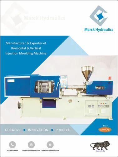 Horizontal Plastic Injection Moulding Machinery - Plastic